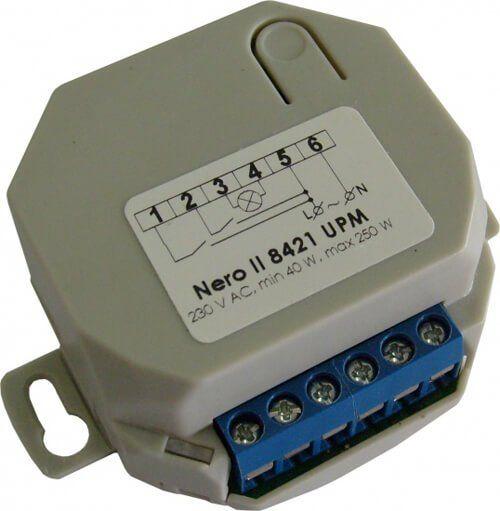 Диммер для ламп накаливания, галогенных ламп Nero II 8421 UPM