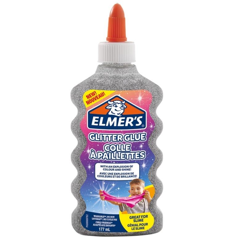 Клей-глиттер Elmer's Glitter