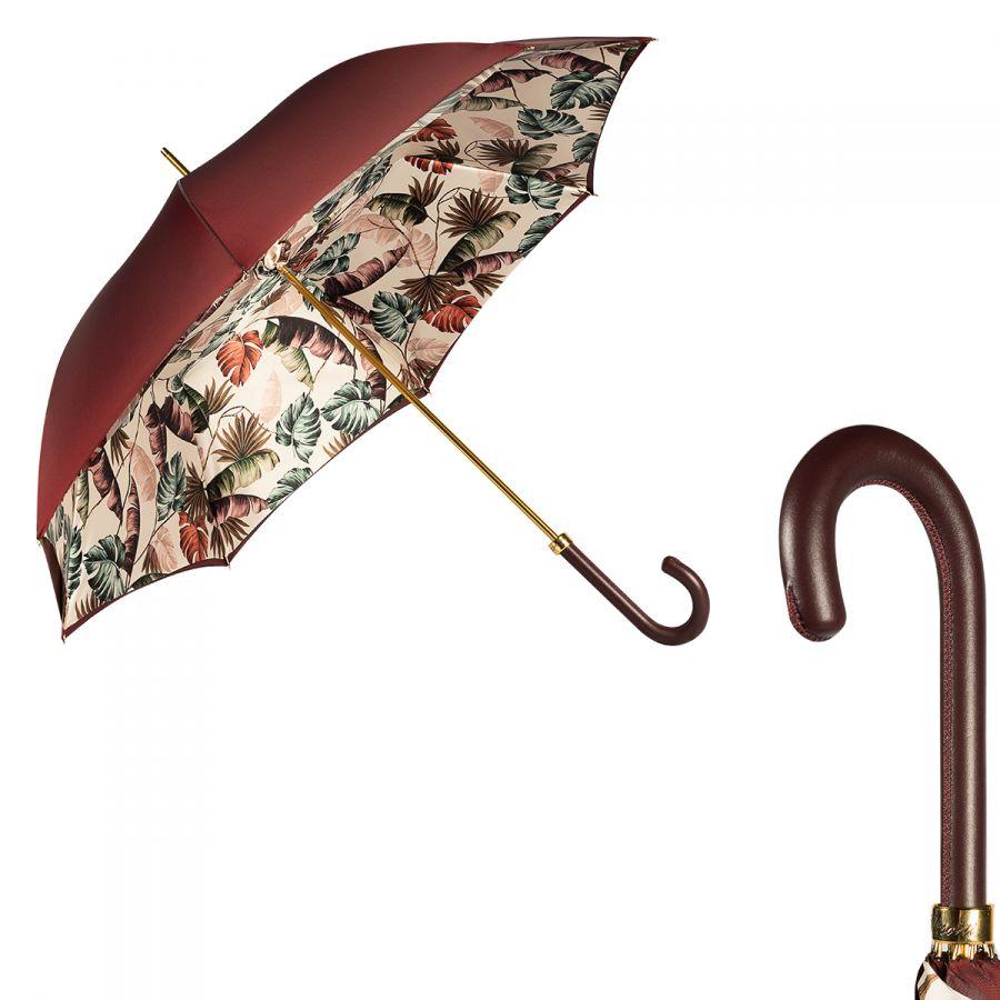 Зонт-трость Pasotti Bordo Tropical Original