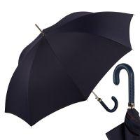 Зонт-трость Pasotti Mocasin Punto Dark Blu