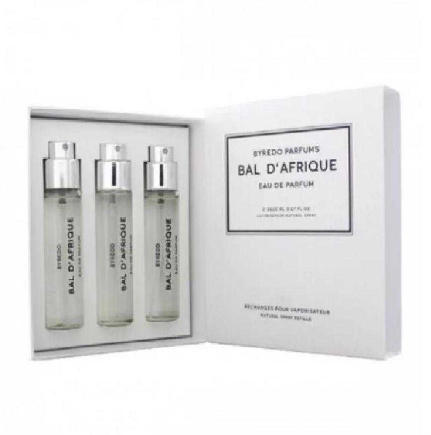 Подарочный набор BYREDO Parfums Bal D'afrique 3x20 мл