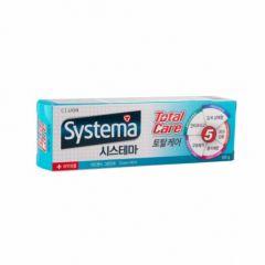 617754 LION Зубная паста с зеленой мятой для длительной свежести Systema Total TPgreenmint 120g