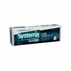 613138 LION Зубная паста ночная Systema toothpaste night protect 120g