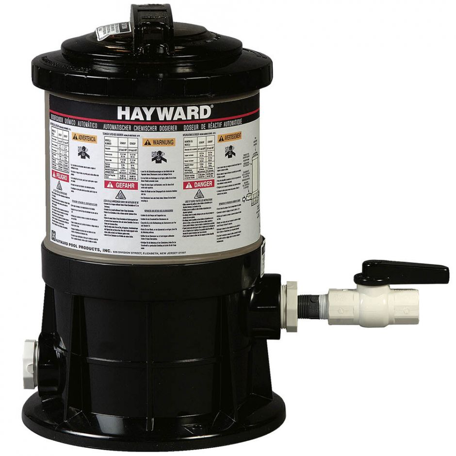 Хлоратор-полуавтомат Hayward C0250EXPE (байпас)