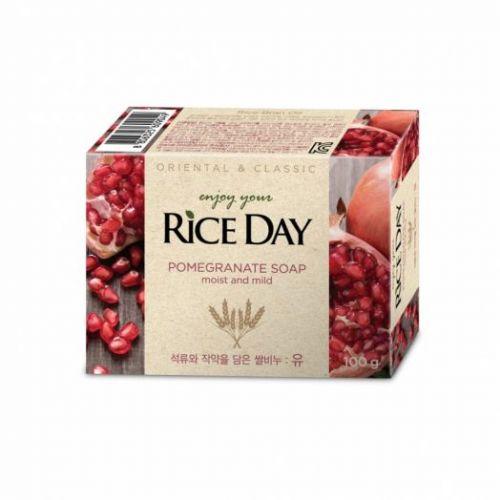 609049 LION Мыло Riceday Soap 100g (Yu)