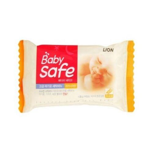 615576 LION Хозяйственное мыло для стирки Baby safe Hub 190g
