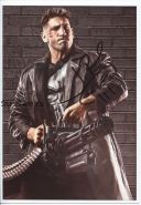 Автограф: Джон Бернтал. Каратель / The Punisher