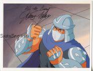 Автограф: Джеймс Эйври. Черепашки мутанты ниндзя / Teenage Mutant Ninja Turtles. Редкость