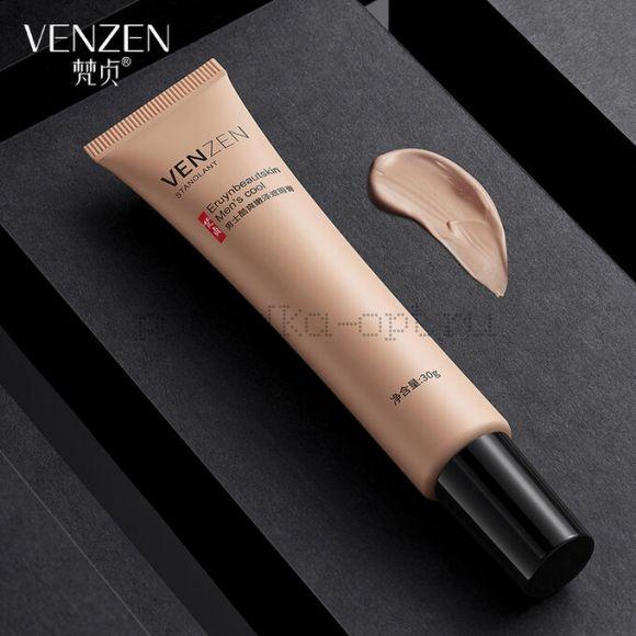 Оригинал VENZEN Корректирующая основа под макияж 30g VENZEN Корректирующая основа под макияж 30g