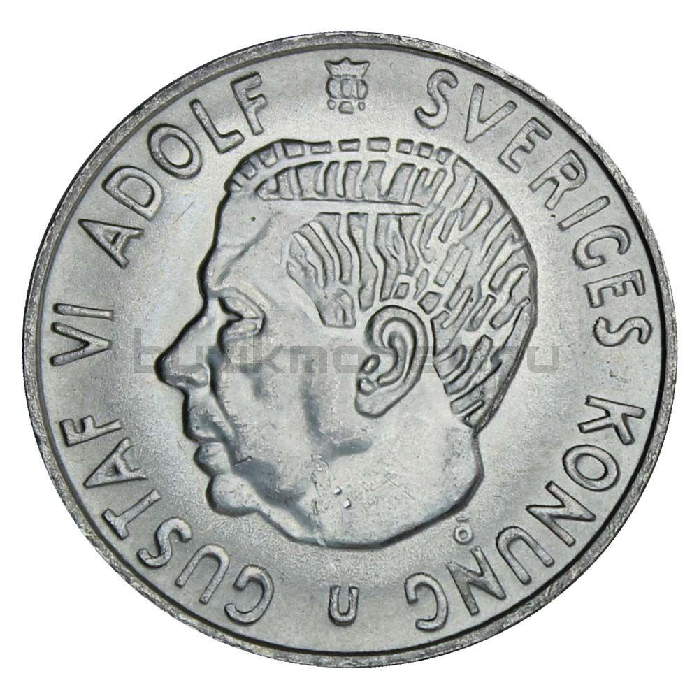 2 кроны 1970 Швеция