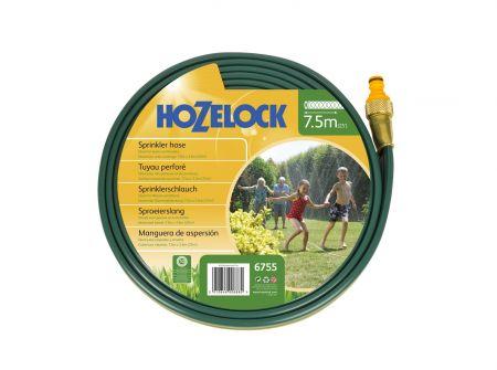 Шланг HoZelock разбрызгивающий для полива. 7,5м