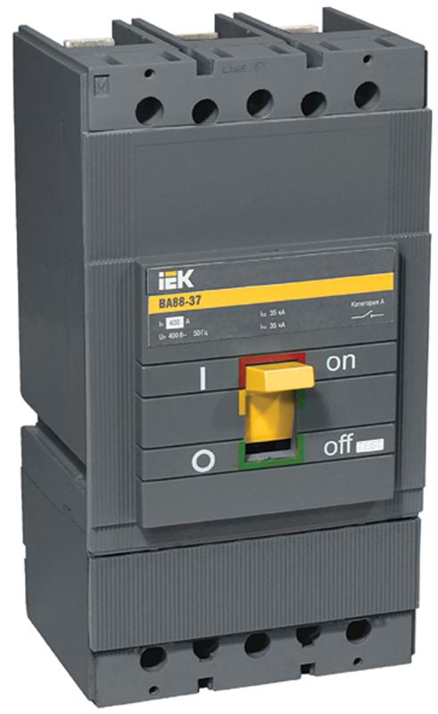 Автоматический выключатель IEK SVA40-3-0400-R