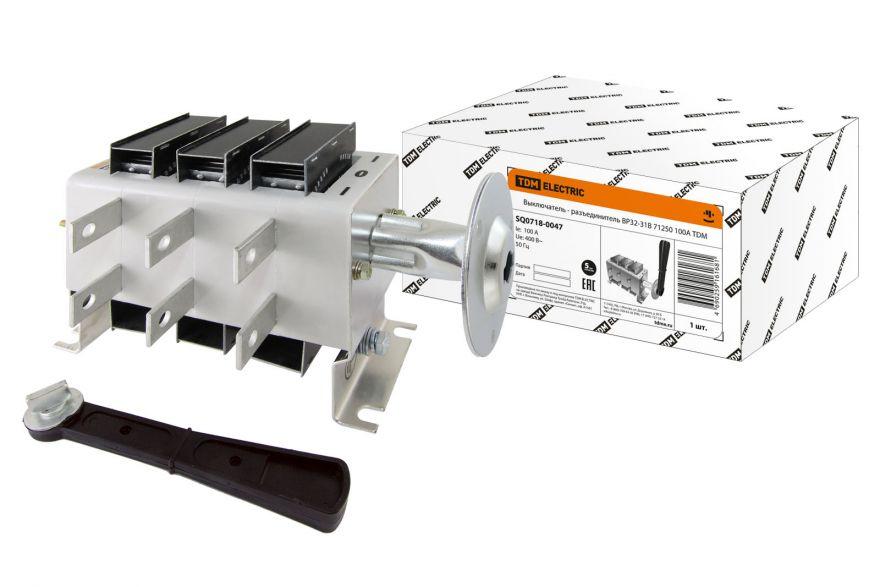 Выключатель-разъединитель TDM ВР32 SQ0718-0058