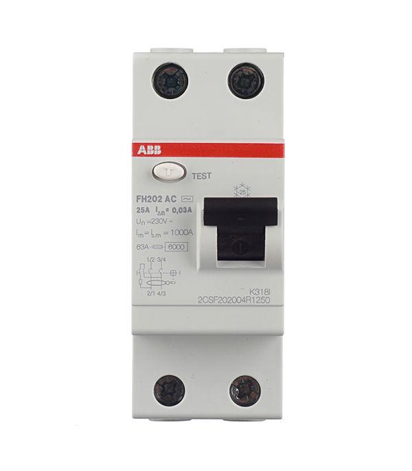 Устройство защитного отключения ABB F202 ELC2CSF202001R0160