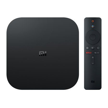 Медиа плеер Xiaomi Mi Box S  International Edition (MDZ-22-AB)