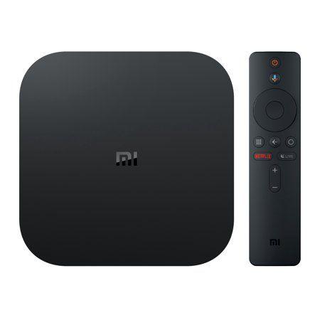Медиа плеер Xiaomi Mi Box S  International Edition (MDZ-22-AB)