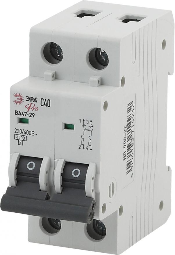 Автоматический выключатель ЭРА ВА47-29 NO-900-32