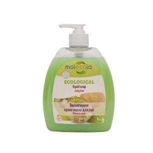 """""""Molecola"""" Экологичное  крем-мыло для рук  Сочный киви, 500мл 9332"""