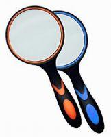 Лупа ручная круглая 2.5х-100мм -  фото