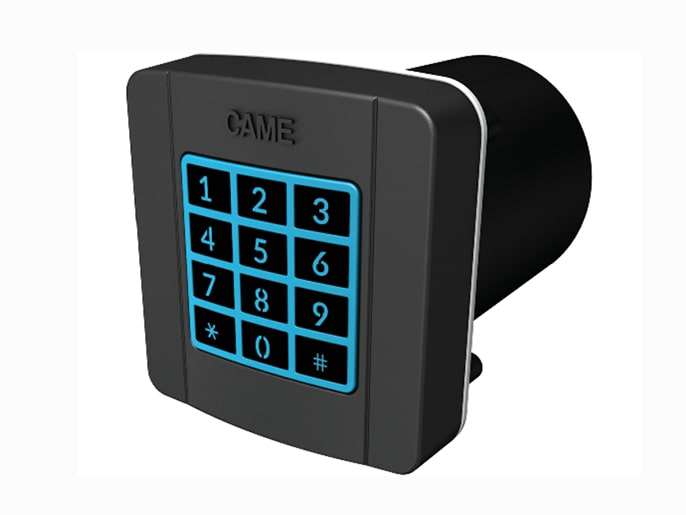 SELT2NDG Клавиатура кодонаборная встраиваемая с синей подсветкой (806SL-0160)