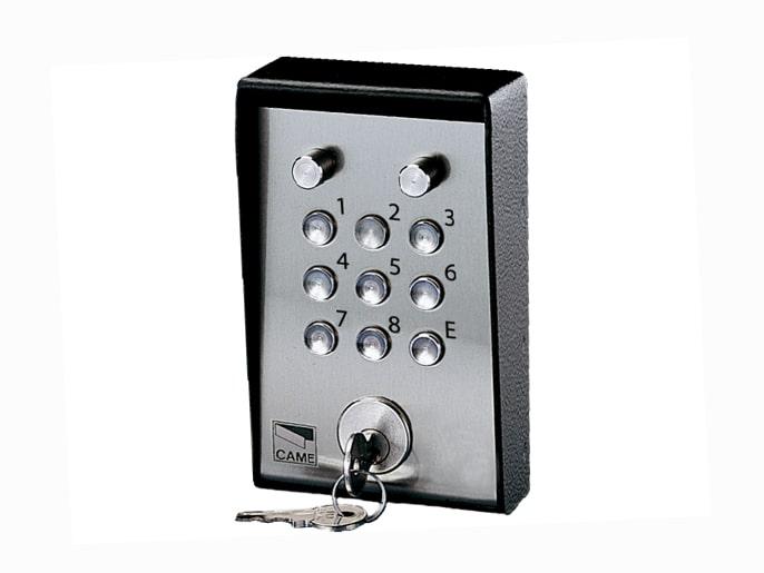 S5000 Клавиатура кодонаборная накладная, с подсветкой, 9-кнопочная (001S5000)
