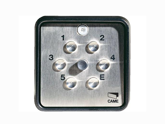 S9000 Клавиатура кодонаборная беспроводная, накладная, 7-кнопочная (001S9000)