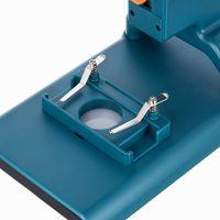 Микроскоп цифровой Levenhuk LabZZ DM200 LCD  - столик
