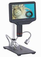 Микроскоп с дистанционным управлением Levenhuk DTX RC4 - вид  спереди