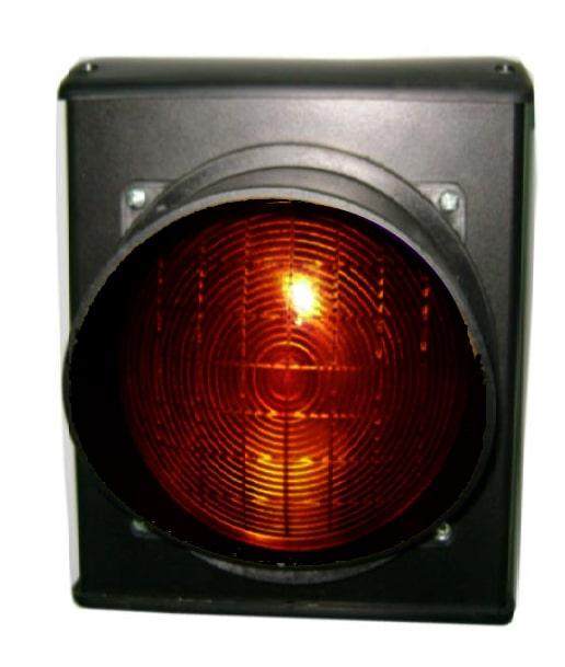 Светофор светодиодный, 1-секционный, красный, 230 В (C0000705.1)