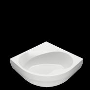 Акриловая ванна BAS Аура 150x150 без гидромассажа