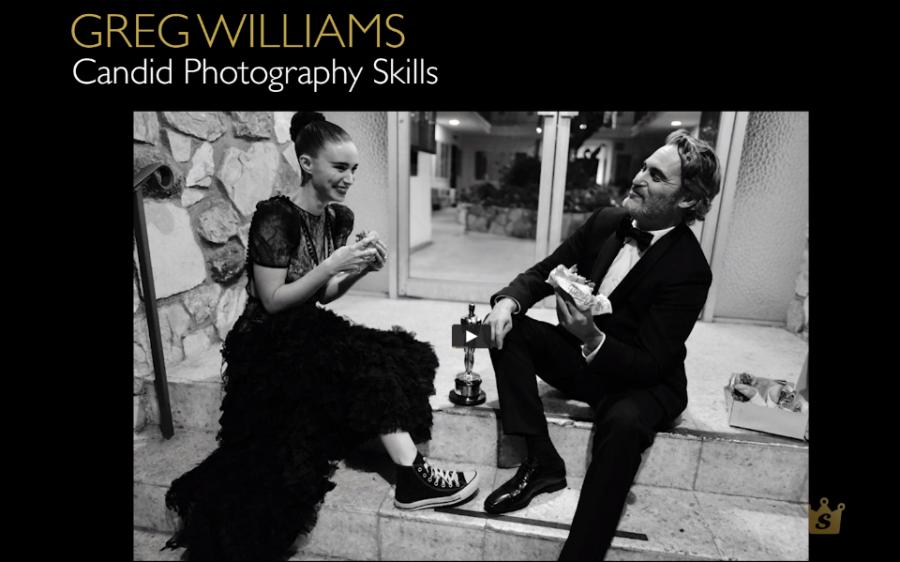 Candid Photography Skills. Откровенные навыки фотографии (Greg Williams)