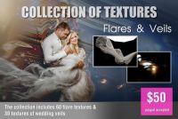 Коллекция текстур: вуали и вспышки / Collection of textures: Flares&veils (Дмитрий Усанин)
