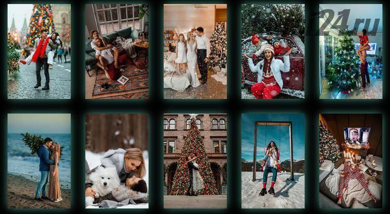 Новогодние пресеты для Lightroom (Гоша Камаев)