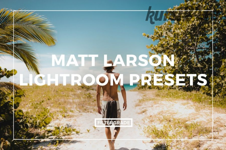 Пресеты Lightroom (Matt Larson)