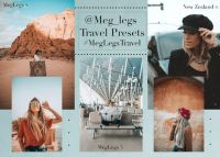 Travel пресеты Lightroom (Meg_legs)
