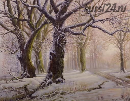 Морозный туман (Игорь Сапунов)