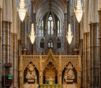 Секреты Вестминстерского аббатства (Оксана Бялая)