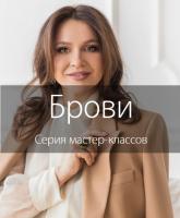 Колористика в окрашивании бровей (Наталья Шик)