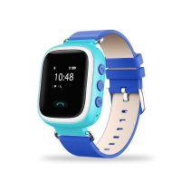 Детские умные часы Smart Baby Watch GPS Q60 GW900S, Голубой