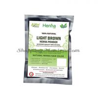 Краска на основе хны (светло-коричневый) Аллин Экспортерс | Allin Exporters Light Brown Henna Hair Color