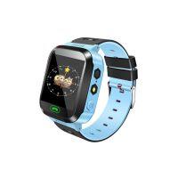 Детские смарт часы с GPS Baby Watch Q528, Голубые