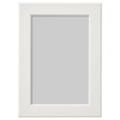 FISKBO ФИСКБУ, Рама, белый, 10x15 см - 903.718.31