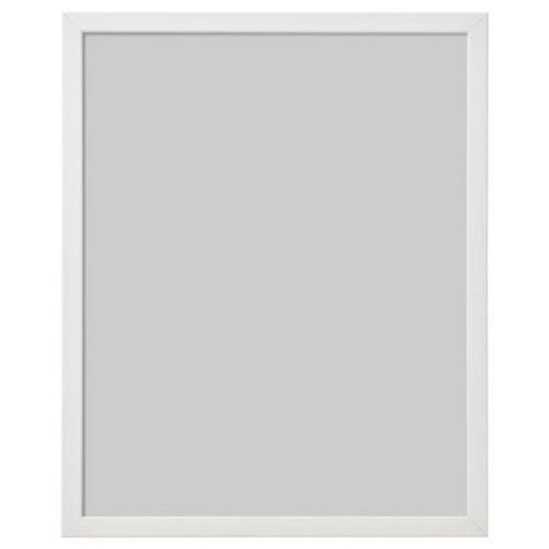 FISKBO ФИСКБУ, Рама, белый, 40x50 см - 803.718.41