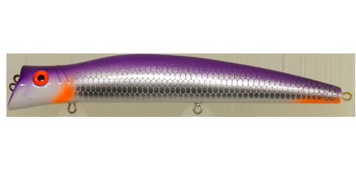 Воблер MERKURI Утюг, цвет 34, серия XI