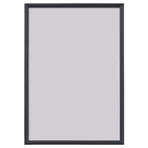 YLLEVAD ЮЛЛЕВАД, Рама, черный, 21x30 см - 604.864.71