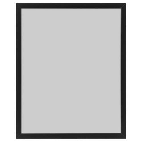 FISKBO ФИСКБУ, Рама, черный, 40x50 см - 203.790.05