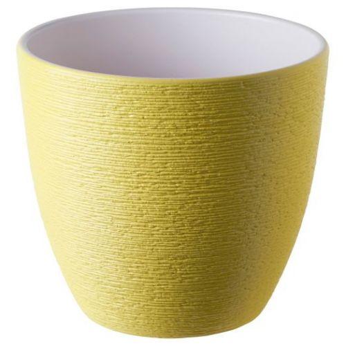 SKAKIG СКАКИГ, Горшок цветочный, желтый, 19 см - 704.849.28
