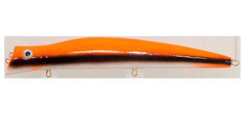 Воблер MERKURI Утюг, цвет 43, серия XI