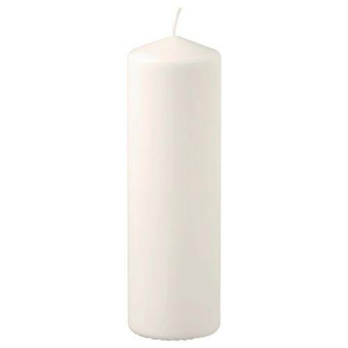 FENOMEN ФЕНОМЕН, Неароматич свеча формовая, естественный, 25 см - 703.716.67