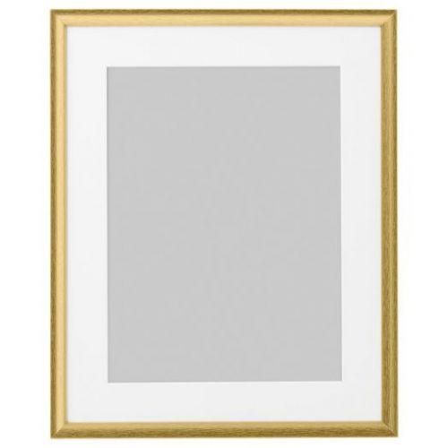 SILVERHOJDEN СИЛВЕРХОЙДЕН, Рама, золотой, 40x50 см - 803.703.99
